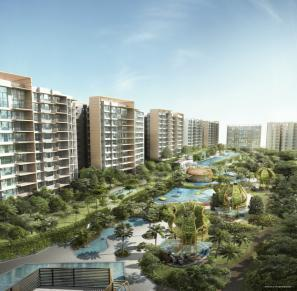Highline Residences The Glades Corals at Keppel Bay 23 China