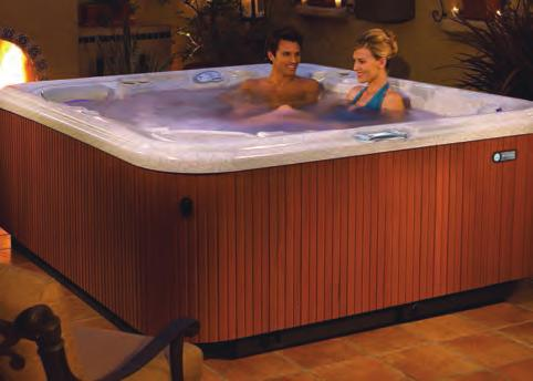 Consumers Digest Hot Spring Spas is the only manufacturer to