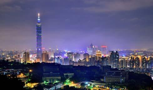 Our Newest Asia Gateway Taipei, Taiwan Taipei, Taiwan Newest addition of US Visa Waiver program Largest city in Taiwan, with total metropolitan