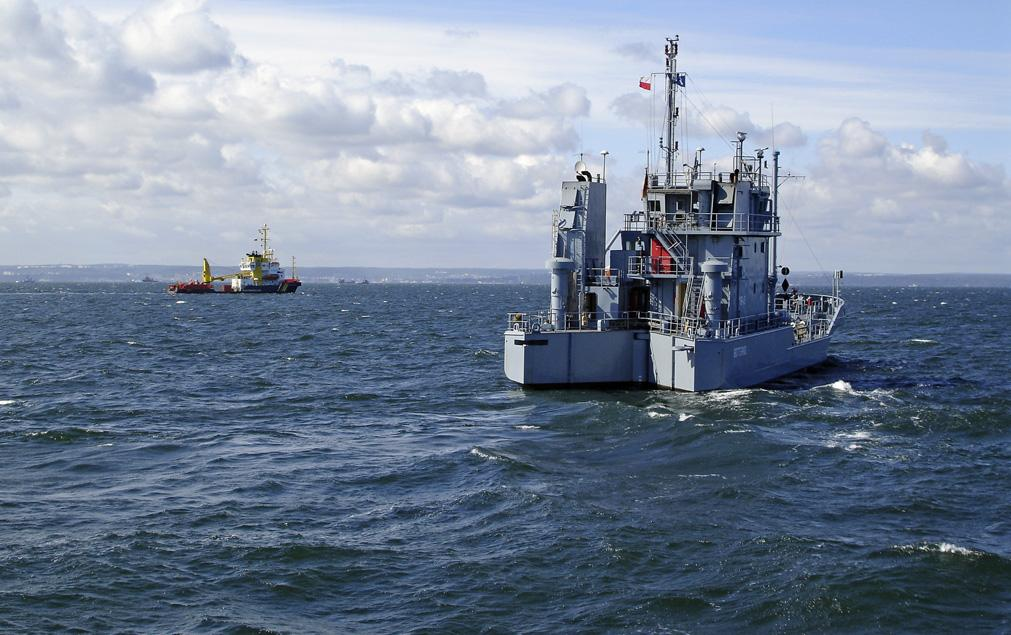 Photo: Nikolay Vlasov / HELCOM Co-operation in response field in the Baltic Sea The Baltic Sea coastal countries already have substantial resources to effectively respond to pollution at sea in the
