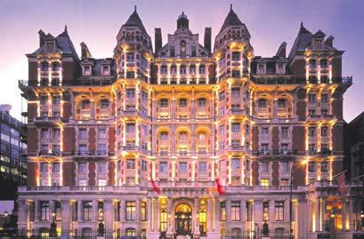 Having started life as a private Gentleman's Club in 1889, it was transformed in to London's newest and grandest hotel in 1908 and became home to many distinguished guests.
