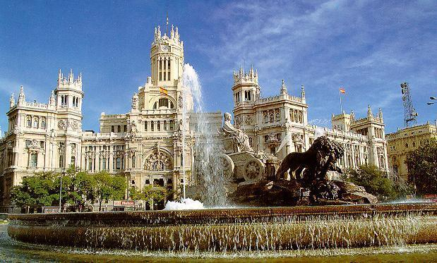 seen as one of Madrid's most important symbols.
