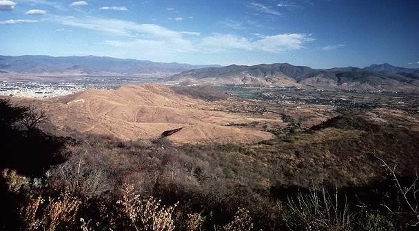 Mexico Landforms Sierra Madre Oriental & Occidental