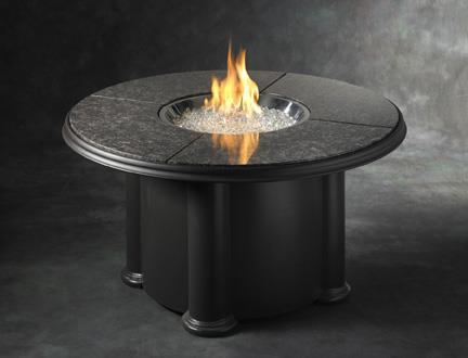 Colonial and Grand Colonial Fire Pit Tables Installation Instructions for Colonial-48-M-K, Col-48-MNB-K, Grand-Colonial-48-K,