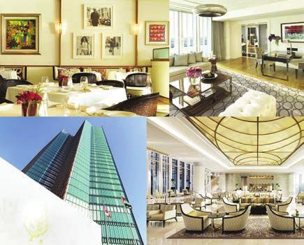 Conveniently located in the heart of Dubai s business and financial hub, DIFC, lies the Four Seasons Hotel