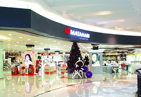 Matahari delivers a compelling proposition of stylish merchandise, outstanding value and an exceptional shopping experience, partnering with trusted local and international suppliers to offer an