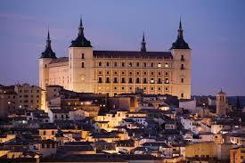 Toledo Alzazar - Historical Fortress Ancient city door DAY 4 WEDNESDAY: MADRID AVILA SALAMANCA LISBON, PORTUGAL After