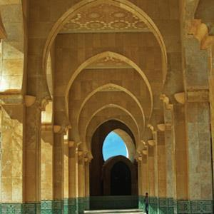 Depart to Meknes with a panoramic city tour, then to Marrakesh using the highway.