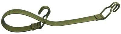 High quality webbing and case hardened hooks, make for a