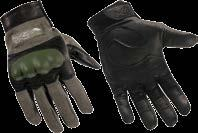 Colors: OD, Black Sizes: 2, 3, 4, 5 and 6 Item: GL-R/8418 FOL ACU All-Purpose Gloves