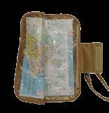 Compass Pouch Size: 4.5 x 4.