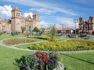 "Day 5 CUZCO CITY TOUR Wake up in Cuzco, meaning ""the naval of the universe"" in Quechua."