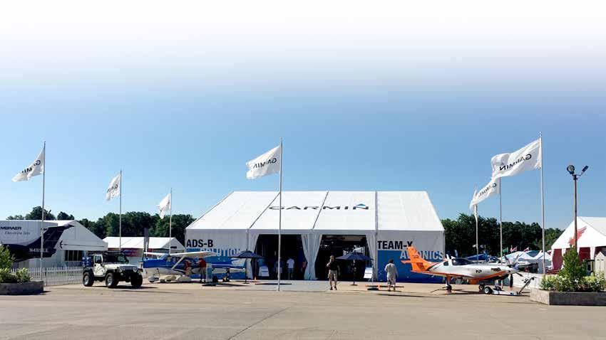 Instructor-Led Training (ILT) Courses EAA AirVenture - July 24-29 The Garmin Aviation Training team will continue to have a presence at the world s largest gathering of recreational