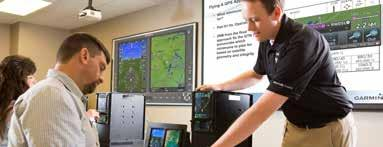 and the elearning courses. Participating in scenario-based training will develop YOUR method of integrating Garmin avionics capabilities into your flight planning and flying.