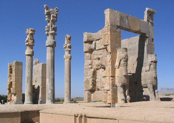 PERSEPOLIS At the height of the Persian Empire it stretched from India to