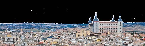 rom 900 $ Southern landscapes 8 Sun & Tues* Nights: Madrid 2. Sevilla 2. Marbella (Costa del Sol) 1. Granada 1. CORDOBA TOLEDO 4 Day 1 (Sunday/Tuesday*) USA- Madrid.
