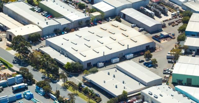 The property comprises a modern industrial office/factory/warehouse facility constructed on two titles in two stages and is fully occupied by Pentair Flow Control Pacific Pty Ltd.