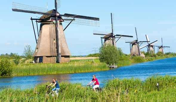 Dear National Trust Traveler, Please join us next fall on an enchanting cruise through the Netherlands and Belgium.
