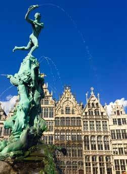 Holland & Belgium by Barge Amsterdam to Bruges Aboard Magnifique III September 28 October 6, 2018 FRIDAY, SEPTEMBER 28: U.S. DEPARTURE Depart on an overnight flight to Amsterdam.
