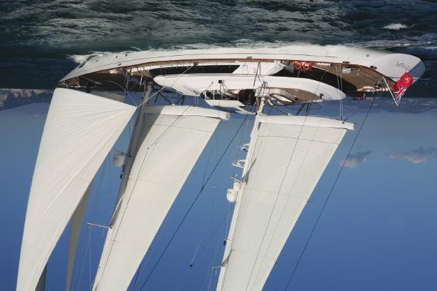 Rosehearty is a stunning design by Perini Navi, with interiors by