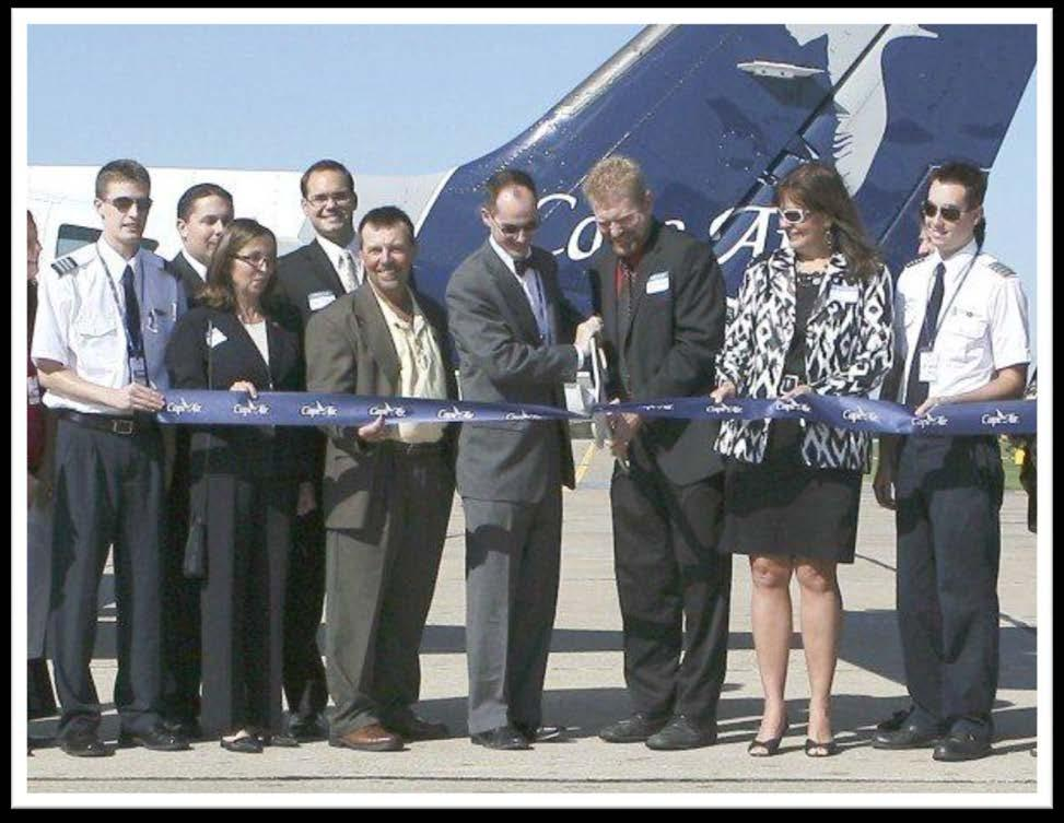 Cape Air has had the privilege of