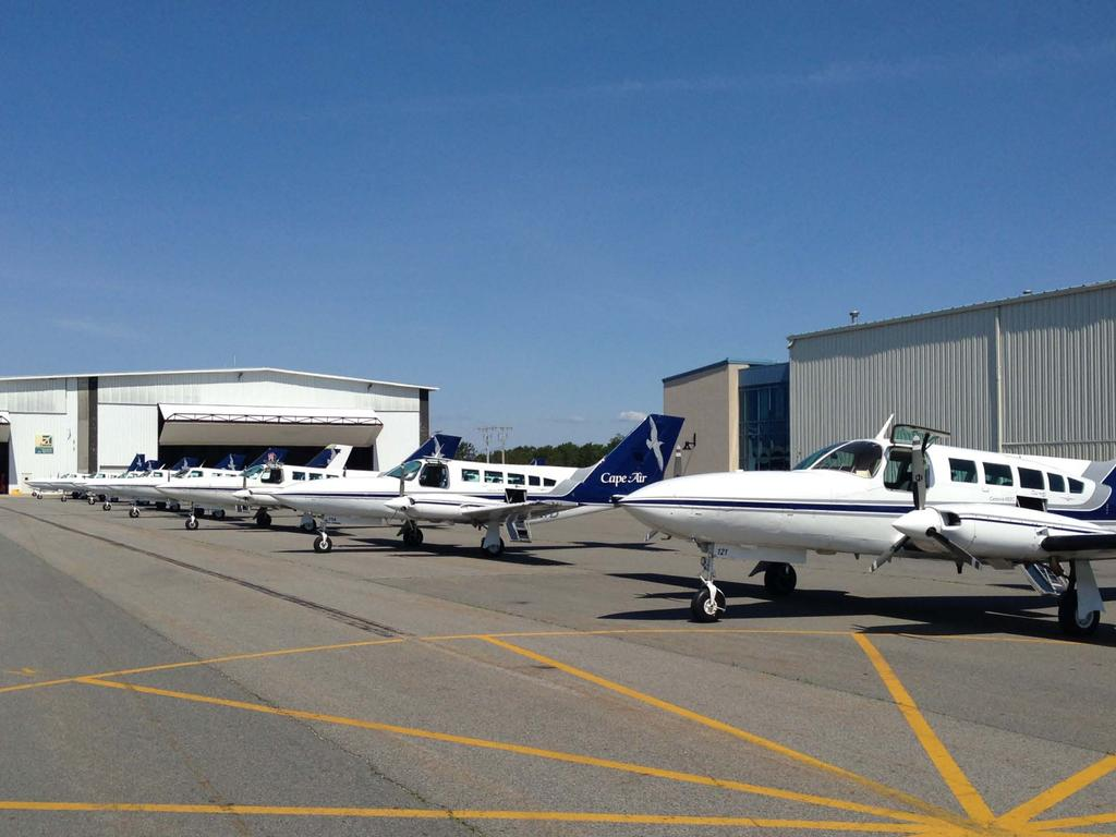 Cape Air proposes continued Kirksville service with its fleet of 83 Cessna 402s