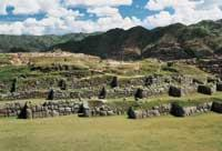 Tour of Cusco and Nearby Ruins Visitors are caught up in the excitement of touring the ancient capital of the Inca Empire, a delightful combination of Inca and colonial architecture.