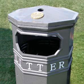 bin For a full list of bins with cigarette features visit our website at