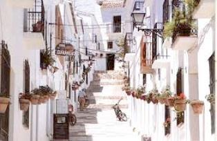 "Breakfast at your hotel and departure along the eastern coast of Malaga province to Frigiliana in the ""Lower Axarquia"" Region, where history traces back through Moorish, Roman, Greek, and"