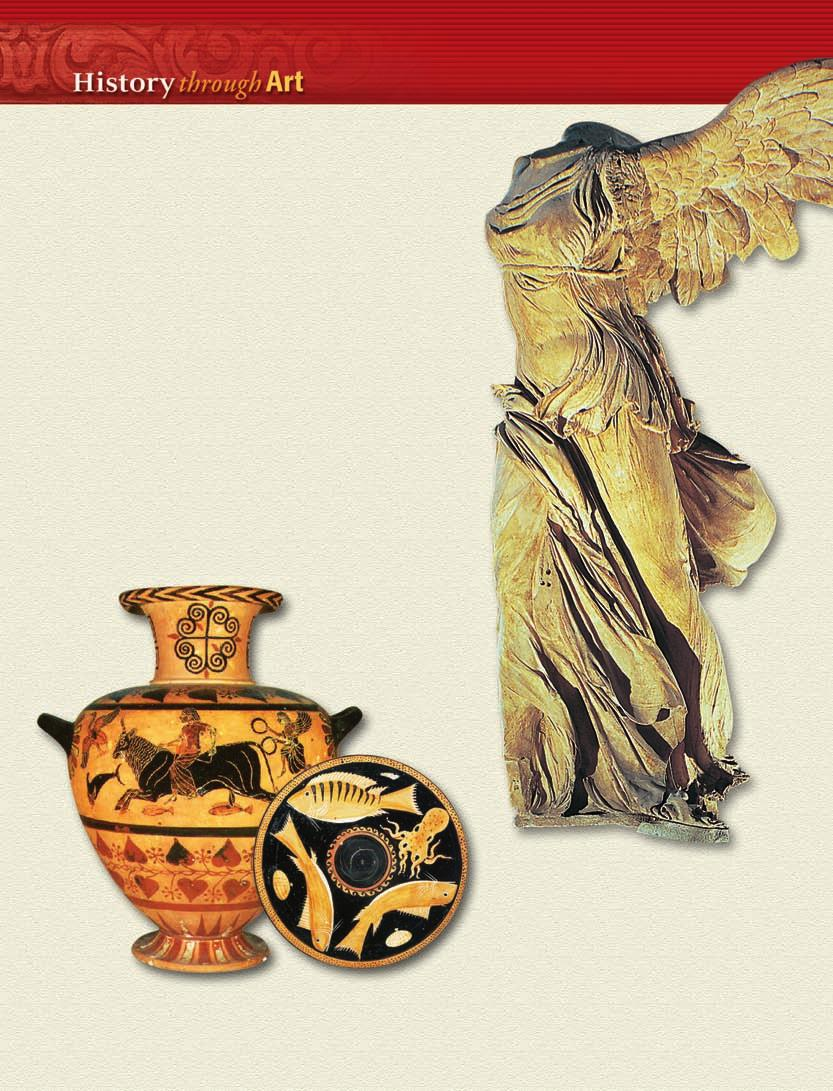 Greek Art and Architecture During ancient times, the Greeks established artistic standards that strongly influenced the later art of the Western world. The aim of Greek art was to express true ideals.