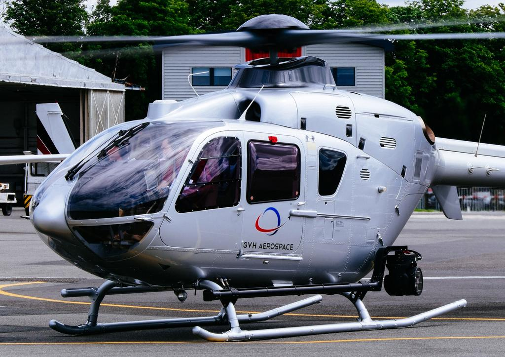 DEDICATED TESTBED HELICOPTER FOR FLIGHT TRIALS