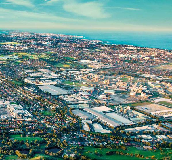 The area is located close to significant employment centres including Sydney Airport, Port Botany and the Randwick Education and Health precinct.