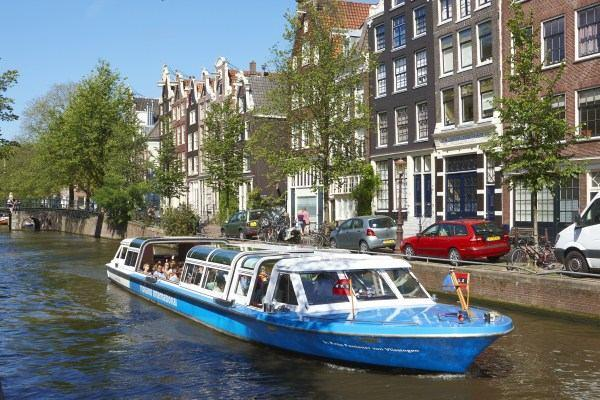 Duration: 2,5 hrs Your guide will point out the most interesting monuments amongst the numerous building of Amsterdam.