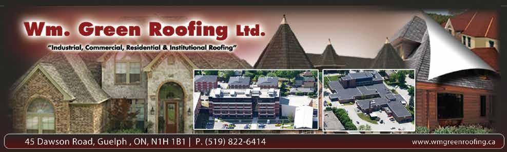 DIRECTORY CRAIG BOWMAN ROOFING LTD. 337 Elmira Road North N1H 6J2 Craig Bowman, Owner Employees: 8 p: 519-837-1510 w: craigbowmanroofing.ca e: craigbowmanroofing@gmail.com DAVE MERKLEY ROOFING LTD.