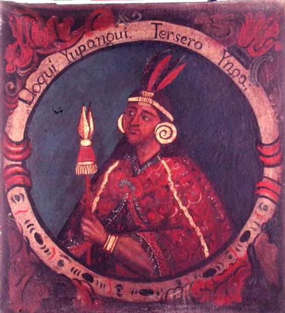 The Techniques of Imperial Rule Ruler was the Inca, a person considered almost to be a god, who ruled from his court at Cuzco Major temple was also in Cuzco.