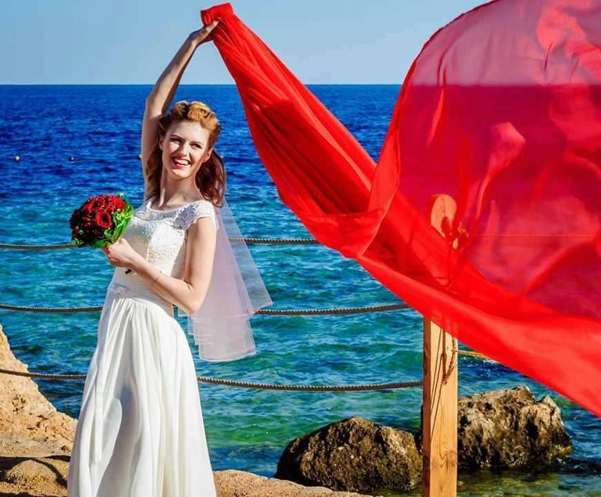 Spectacular weddings in Egypt begin here A wedding at Monte Carlo Sharm El Sheikh Resort sets a new standard in