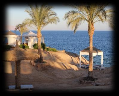 Egypt s Southern Sinai Peninsula, overlooking the environmentally