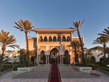 The Hotel Facts about the Royal Palace Hotel The Royal Pallace Hotel is located in «Founty» the main Agadir