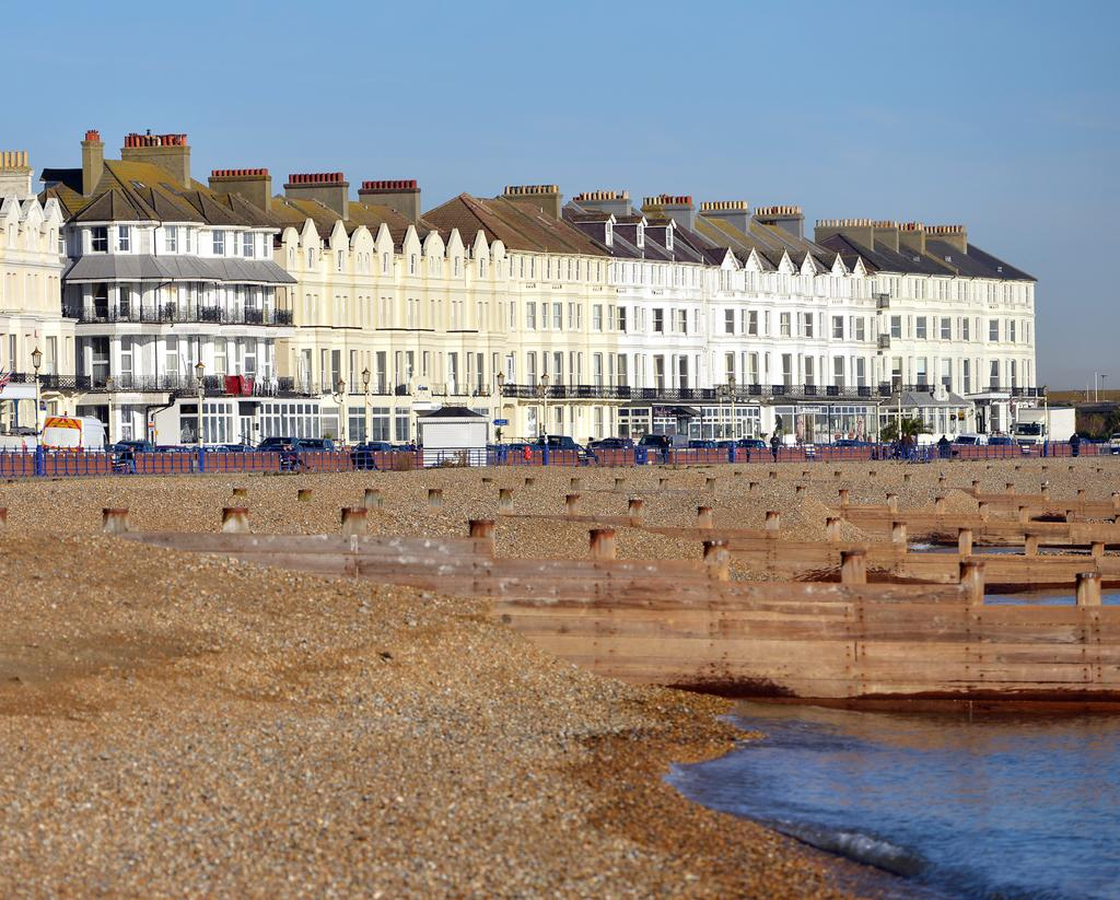 Eastbourne Despite showing the lowest actual figures of all coastal towns, Eastbourne showed the largest year-over-year performance growth in 16.