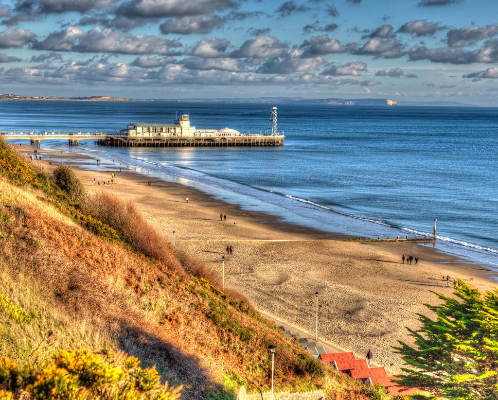 Bournemouth Bournemouth capitalised the most on its status as a summer seaside destination last year.