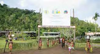 PNGSDP projects by sector* PNGSDP projects by Province* Province *As at March 2013, millions of Kina Kina Funding No. of Projects Central 74.7 18 East New Britain 49.2 7 East Sepik 1.