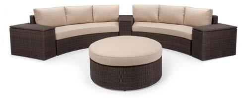 BREEZE Transitional Woven Deep Seating