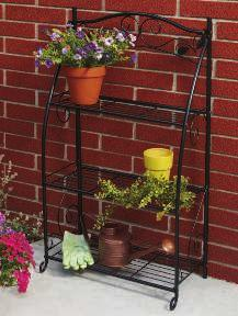 99 BLACKSMITH WELCOME PLANTER Add flowers or greenery to