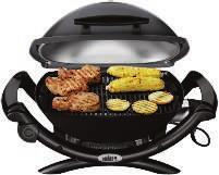 catch pan and glass reinforced nylon frame. 800739 $299.00 Model #55020001 B C. Q 1400 ELECTRIC GRILL 189 sq. in. cooking area. 1560 watts-120 volts.
