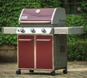 00 Model #6511001 GENESIS S-310 LP GAS GRILL 38,000 BTU, 637 sq. in. total cooking area. 3 stainless steel burners. Stainless steel cooking grates and Flavorizer bars. Electronic ignition.