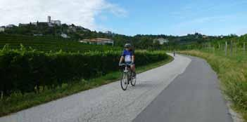 35/45 km) The Gorizia Hills became well known