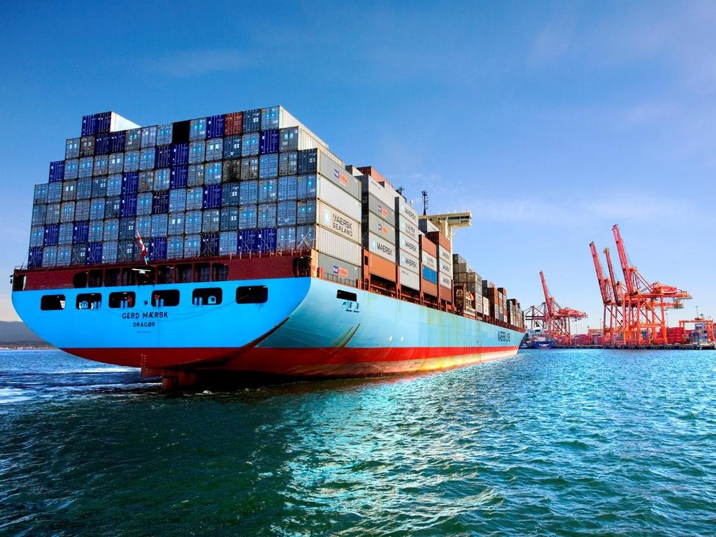 CONTAINER CAPACITY IMPROVEMENT PROGRAM Increase container