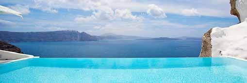 ANDRONIS LUXURY SUITES Location: Santorini (Oia) Swimming Pool: