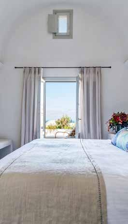 luxurious Santo Maris Oia is a destination on its own