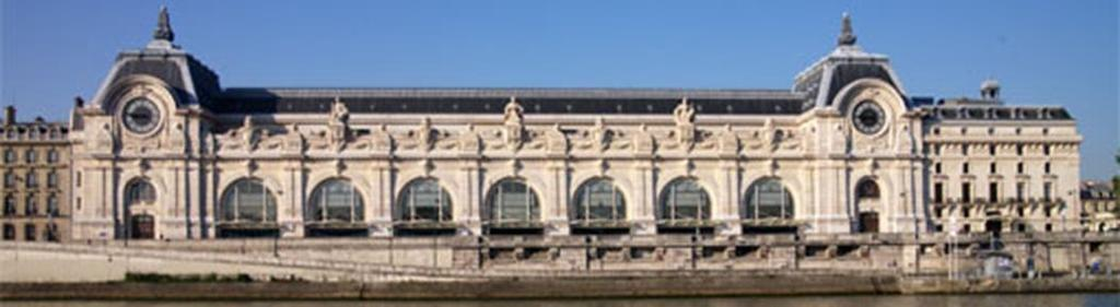 13.30 Orsay Museum 15.00 17.